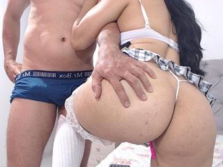 Sexy nude photo of WetLatinos