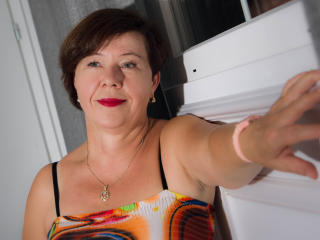 AdeleLoveEx - Live chat hard with this cocoa like hair Lady over 35