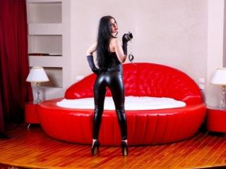 MistressxRavenna leather sex