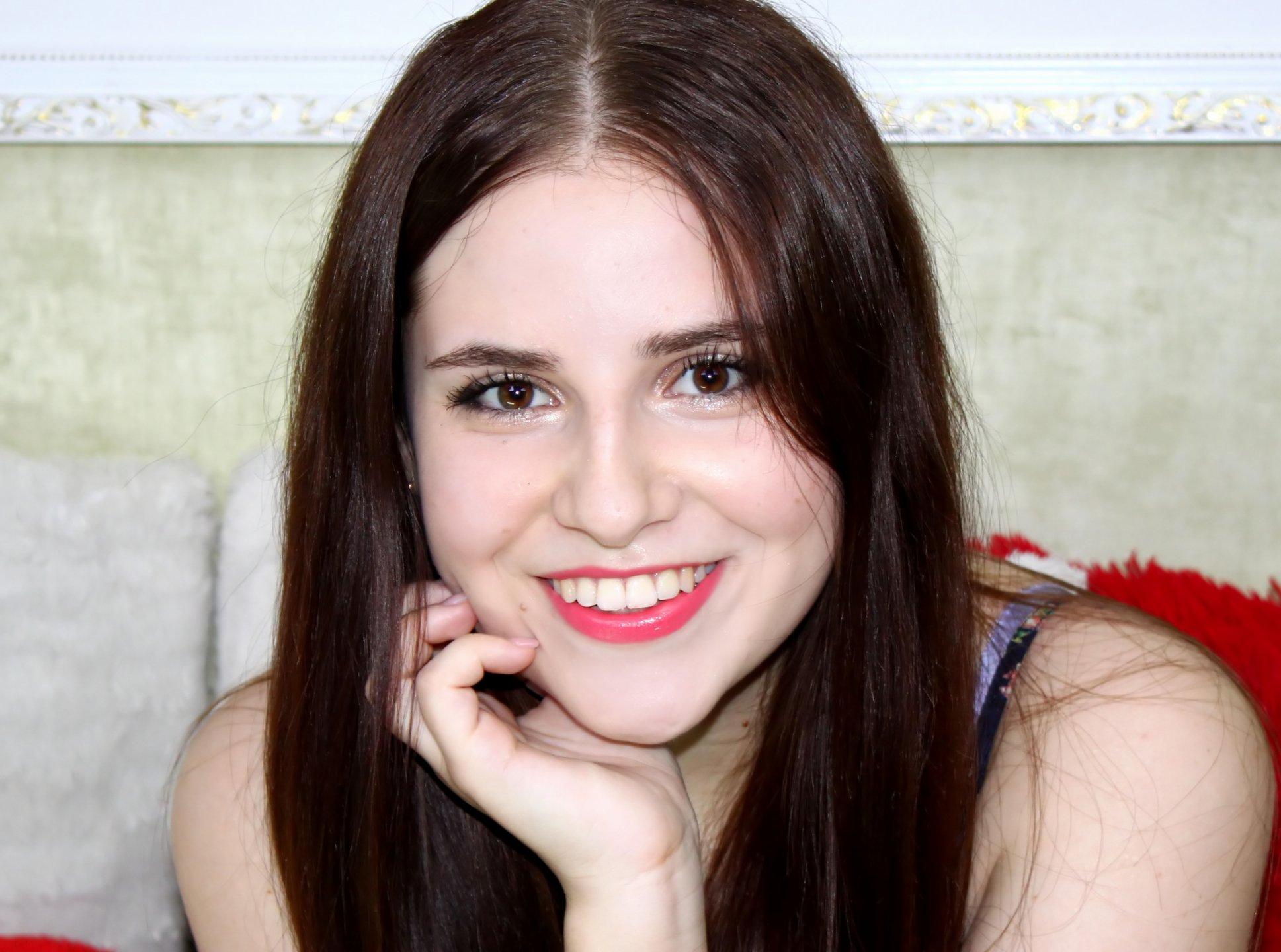 Webcam erotic of Consuelo69, a gigantic titty redhead