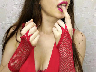 JessyRed - Show live hot with a European Hot lady