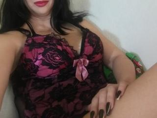 RanyLorena - Live cam x with a muscular physique Sexy mother