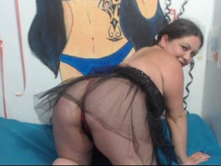 Sexy nude photo of Zairanara