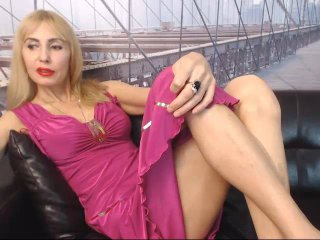 BlondPussy - Web cam exciting with a hot body Lady