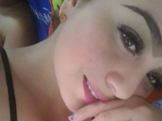 BonnyNaughty - Web cam x with this latin Sexy lady