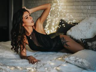 MorganAzanki - Video chat exciting with a fit physique Young and sexy lady