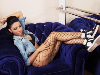 Sexy nude photo of BadassBabe