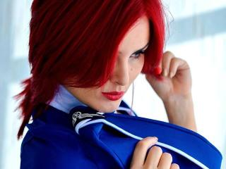 RubyBeauDesires - Chat live hard with this ginger Hot babe