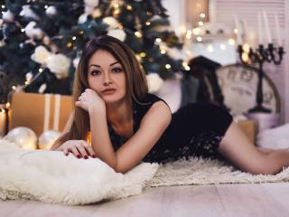 AizaZoom - Chat live hot with a cocoa like hair Sexy girl
