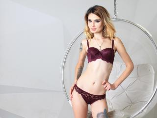 OrchidyWild sexy body on cam
