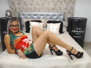 ChelyBlondex - Live nude with a golden hair Mature