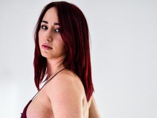StephyPurple - Chat live sexy with this red hair Girl