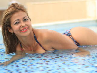 MatureDelicious - Show hot with a latin american Sexy mother