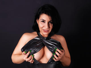 BigClitMILF - chat online exciting with this black hair MILF