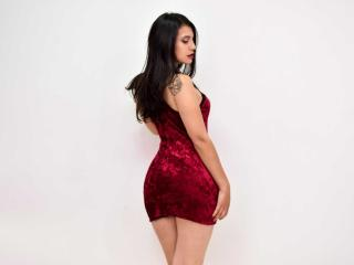 KattiaBrown - Live sex with a medium rack College hotties