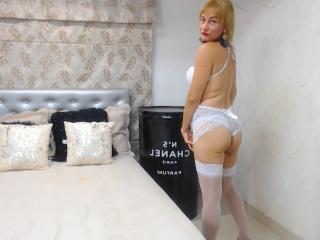 ChelyBlondex - Show exciting with a flocculent sexual organ Mature