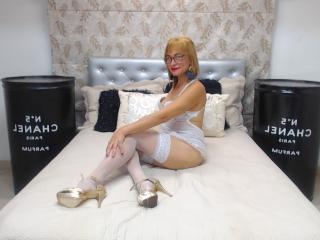 ChelyBlondex - Chat live hot with this Mature with huge knockers