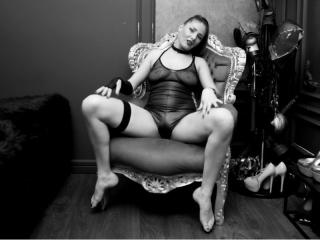 UrLuxuryDesire - Web cam exciting with this chestnut hair Mistress