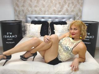 ChelyBlondex - Web cam hard with a platinum hair Mature