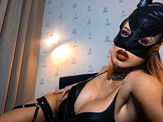 FoxyDevilish - Web cam x with this well built Young and sexy lady