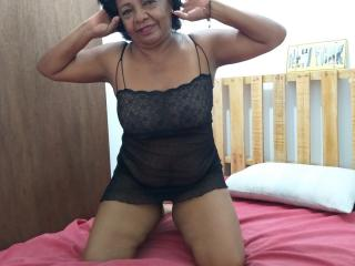Brunettemadure - Chat cam sex with a latin Sexy mother