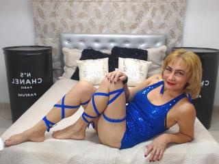 ChelyBlondex - Webcam exciting with this unshaven pussy Lady over 35