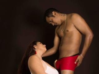 TonyandKatty - Live cam xXx with this latin Partner