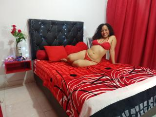 Azaleha - Video chat sexy with this latin american Hard young lady