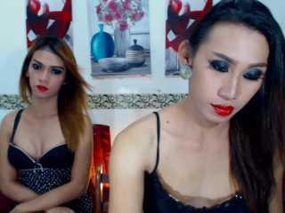 תמונת פרופיל סקסית של AmazingTransDual למופע חי מאוד סקסי!