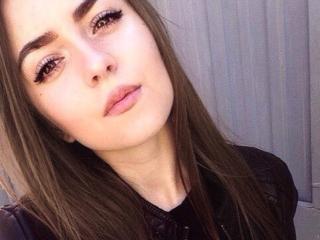 Photo de profil sexy du modèle IsabellaGrey, pour un live show webcam très hot !