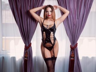 Sexet profilfoto af model AliceCookie, til meget hot live show webcam!