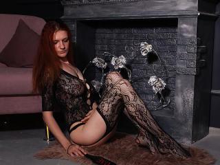 Sexy Profilfoto des Models AmaliaModest, für eine sehr heiße Liveshow per Webcam!