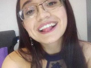 Photo de profil sexy du modèle NinaFloydd, pour un live show webcam très hot !