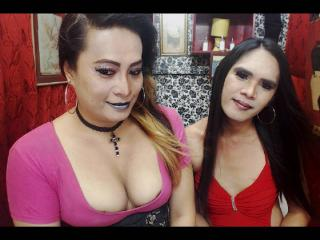 EnormeBiteTrans - chat online x with a ordinary body shape Trans couple
