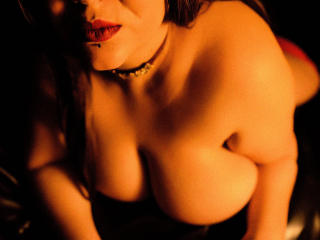 Sexet profilfoto af model EmmaMelonie, til meget hot live show webcam!