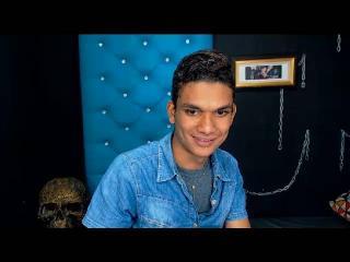 Sexet profilfoto af model PeterHosh, til meget hot live show webcam!