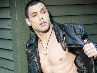 Picture of the sexy profile of HotBrazilianBoyX, for a very hot webcam live show !