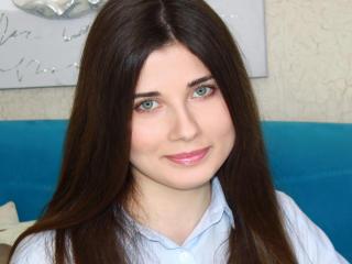 Photo de profil sexy du modèle AngelKittyK, pour un live show webcam très hot !