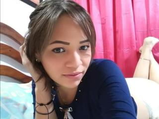 Picture of the sexy profile of KathiaSweet, for a very hot webcam live show !