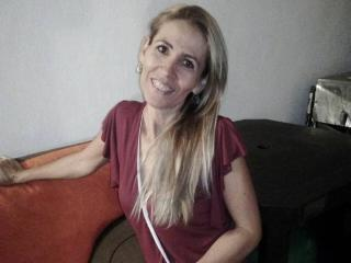 CrystallLadyLove - Video chat hot with this latin american Sexy mother