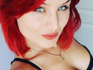 Picture of the sexy profile of RubyHotDesireX, for a very hot webcam live show !