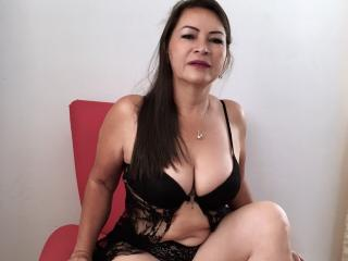 Sexet profilfoto af model QuezNasty, til meget hot live show webcam!