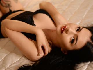 Photo de profil sexy du modèle CiciRachel, pour un live show webcam très hot !