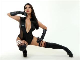 Photo de profil sexy du modèle SensualBunnyy, pour un live show webcam très hot !
