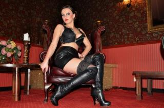 Picture of the sexy profile of MaitresseAlexis, for a very hot webcam live show !