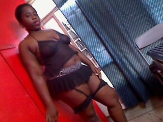 Picture of the sexy profile of BigBlackToy, for a very hot webcam live show !