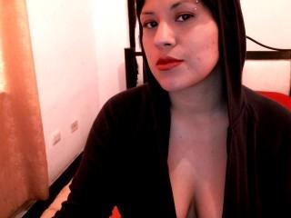 Picture of the sexy profile of DalilaBlue, for a very hot webcam live show !