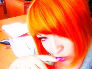 Photo de profil sexy du modèle MilaAqua, pour un live show webcam très hot !