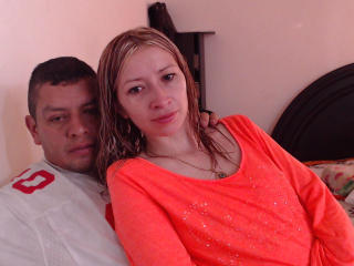 Picture of the sexy profile of LatinasexyCouple, for a very hot webcam live show !