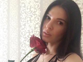 Photo de profil sexy du modèle SexyoAriana, pour un live show webcam très hot !